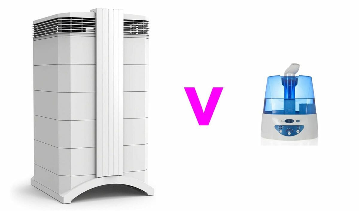 Differences Between an Air Purifier and A Humidifier