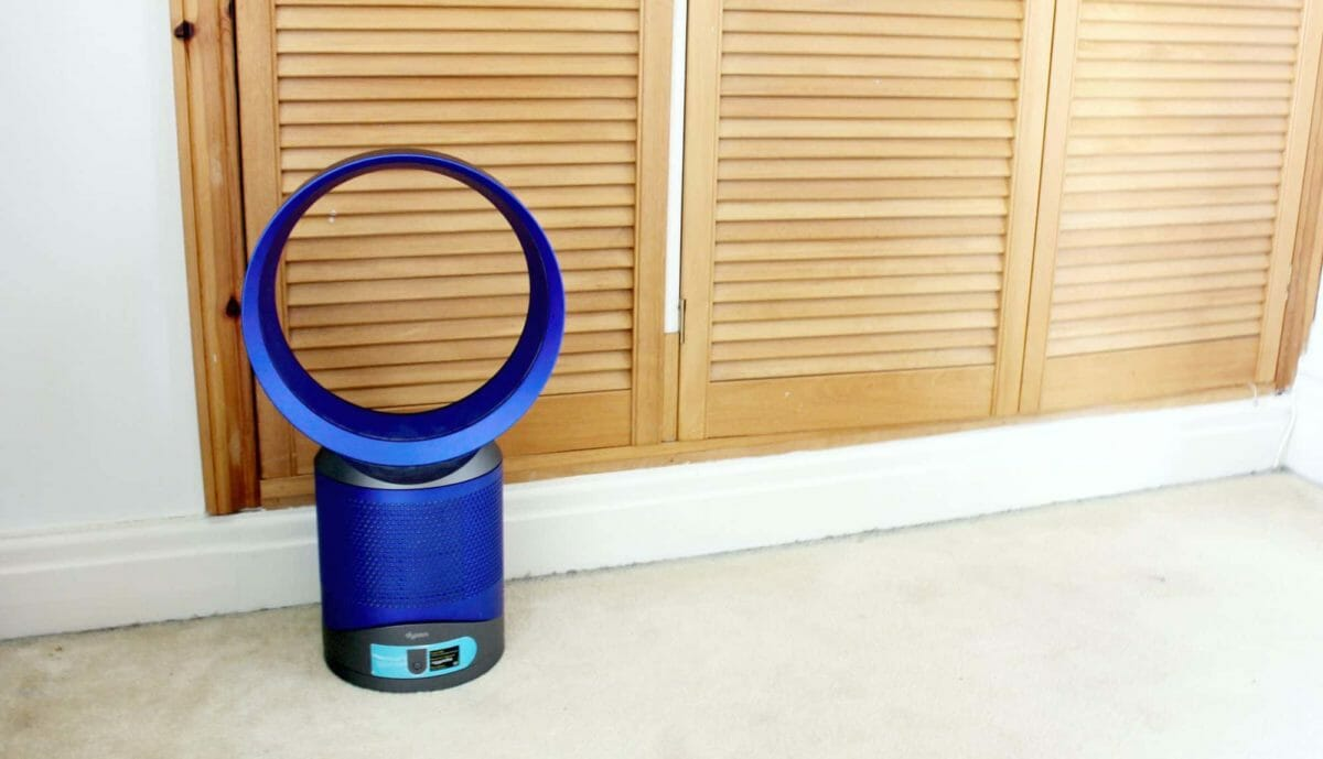 The Difference Between an Air Purifier and a Humidifier-this air purifier has a very different structure from any humidifier