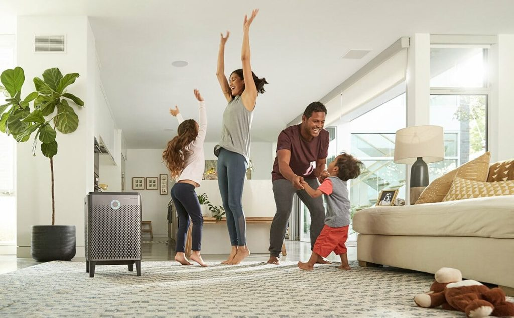 Best air purifiers for a small room-Coway 400S