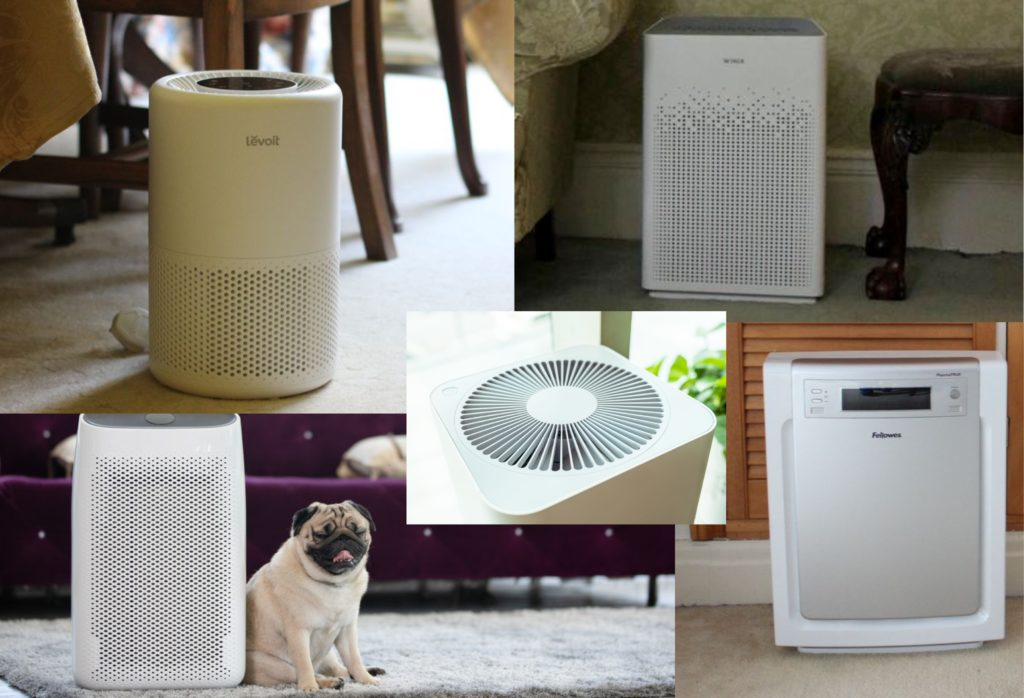 Many Air Purifiers